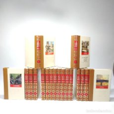 Libros de segunda mano: LA SEGUNDA GUERRA MUNDIAL. 18 TOMOS. CÍRCULO DE AMIGOS DE LA HISTORIA. 1971. BARCELONA.. Lote 269703238