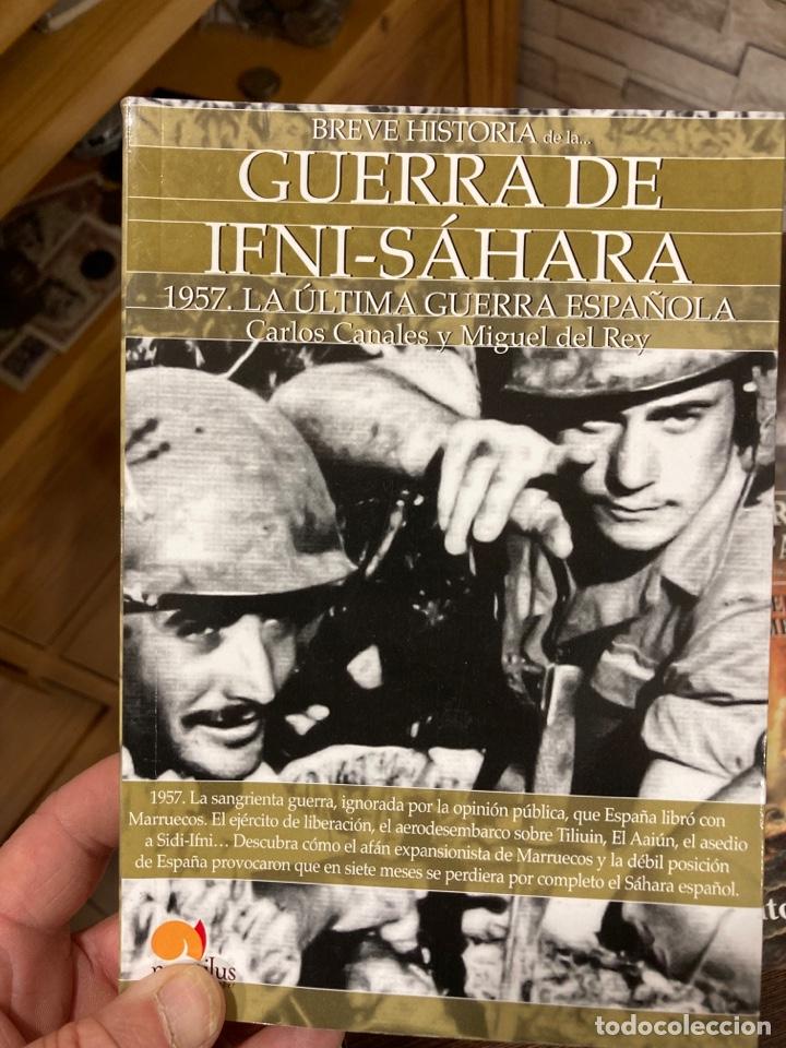 Libros de segunda mano: Lote de 2 libros militares - Foto 2 - 270187348