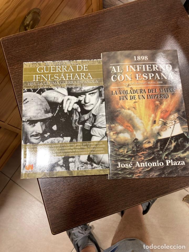 LOTE DE 2 LIBROS MILITARES (Libros de Segunda Mano - Historia - Segunda Guerra Mundial)