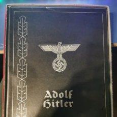 Libros de segunda mano: LIBRO ADOLF HITLER LA VIDA DEL FUHRER EN IMÁGENES. Lote 270947113