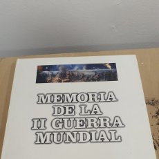 """Libros de segunda mano: TOMO """"MEMORIAS DE LA SEGUNDA GUERRA MUNDIAL"""",EL PAIS. Lote 271934368"""