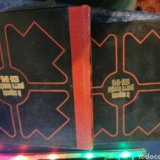 Libros de segunda mano: LA SEGUNDA GUERRA MUNDIAL POR EL SONIDO Y LA IMAGEN DOS TOMOS CON VINILOS. Lote 271979203
