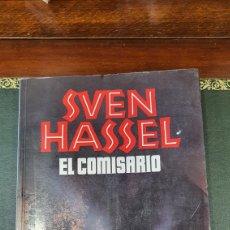 """Libros de segunda mano: LIBRO """" EL COMISARIO""""SVEN HASSEL. Lote 272940253"""