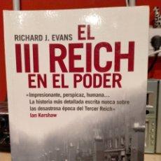Livros em segunda mão: RICHARD J. EVANS, EL III REICH EN EL PODER. Lote 273943388