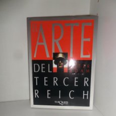 Livros em segunda mão: EL ARTE EN EL TERCER REICH - PETER ADAM - DISPONGO DE MAS LIBROS. Lote 275506378