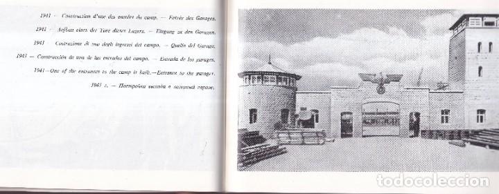 Libros de segunda mano: GUÍA DE CAMPO DE CONCENTRACIÓN MAUTHAUSEN CON LAS FOTOGRAFÍAS DE FRANCISCO BOIX - Foto 3 - 277692473
