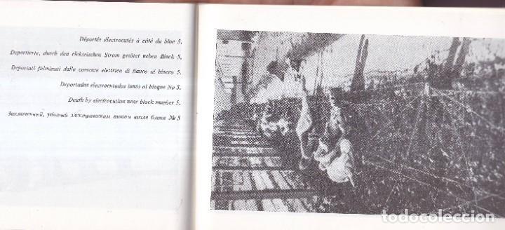 Libros de segunda mano: GUÍA DE CAMPO DE CONCENTRACIÓN MAUTHAUSEN CON LAS FOTOGRAFÍAS DE FRANCISCO BOIX - Foto 4 - 277692473