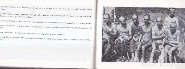 Libros de segunda mano: GUÍA DE CAMPO DE CONCENTRACIÓN MAUTHAUSEN CON LAS FOTOGRAFÍAS DE FRANCISCO BOIX - Foto 5 - 277692473