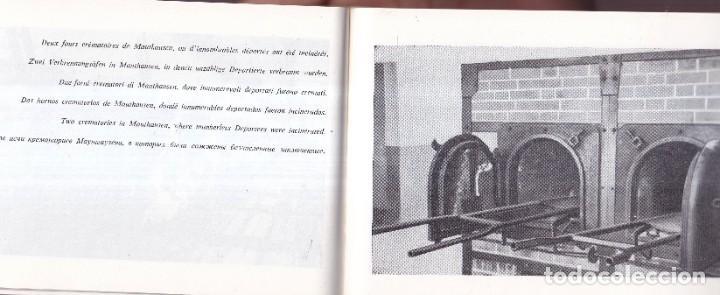 Libros de segunda mano: GUÍA DE CAMPO DE CONCENTRACIÓN MAUTHAUSEN CON LAS FOTOGRAFÍAS DE FRANCISCO BOIX - Foto 6 - 277692473