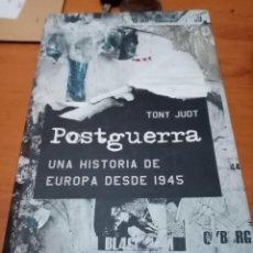 Libros de segunda mano: POSTGUERRA. UNA HISTORIA DE EUROPA DESDE 1945. TONY JUDT. EST8B5. Lote 278500918