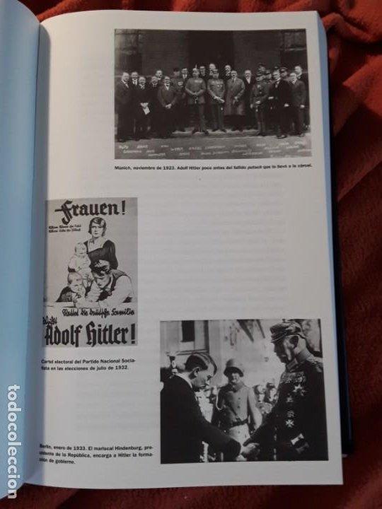 Libros de segunda mano: Hitler y Franco, de Xavier Moreno. Descatalogado. Magnífico estado. - Foto 7 - 278519573