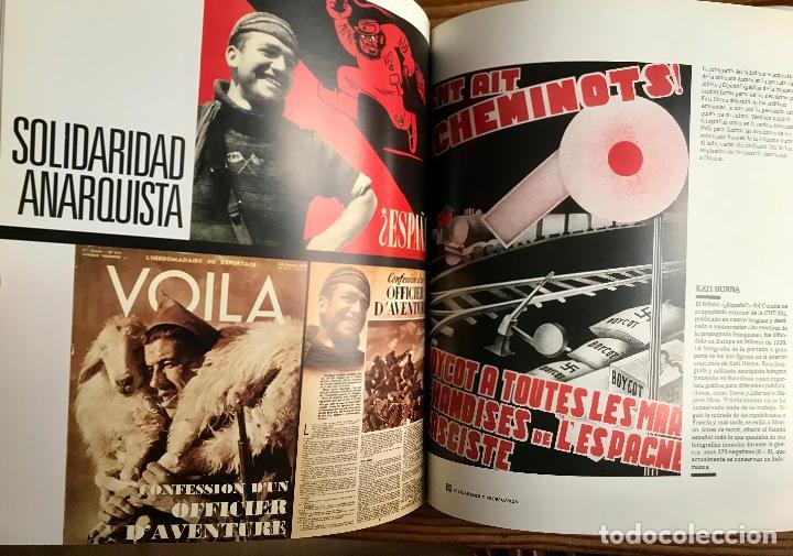 Libros de segunda mano: Las brigadas internacionales. Imagenes recuperadas.Michel Lefebvre-Peña y Rémi Skoutelsky -NUEVO - Foto 3 - 280115118