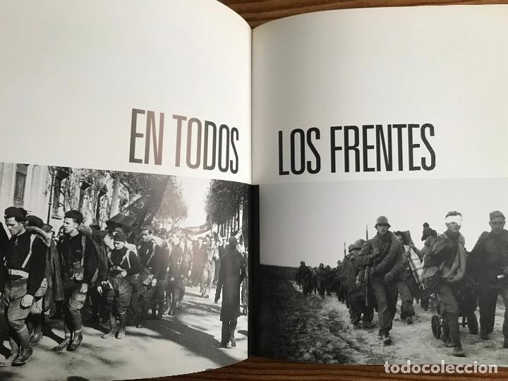 Libros de segunda mano: Las brigadas internacionales. Imagenes recuperadas.Michel Lefebvre-Peña y Rémi Skoutelsky -NUEVO - Foto 4 - 280115118