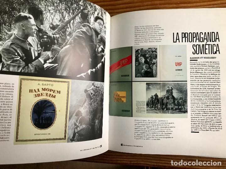 Libros de segunda mano: Las brigadas internacionales. Imagenes recuperadas.Michel Lefebvre-Peña y Rémi Skoutelsky -NUEVO - Foto 5 - 280115118