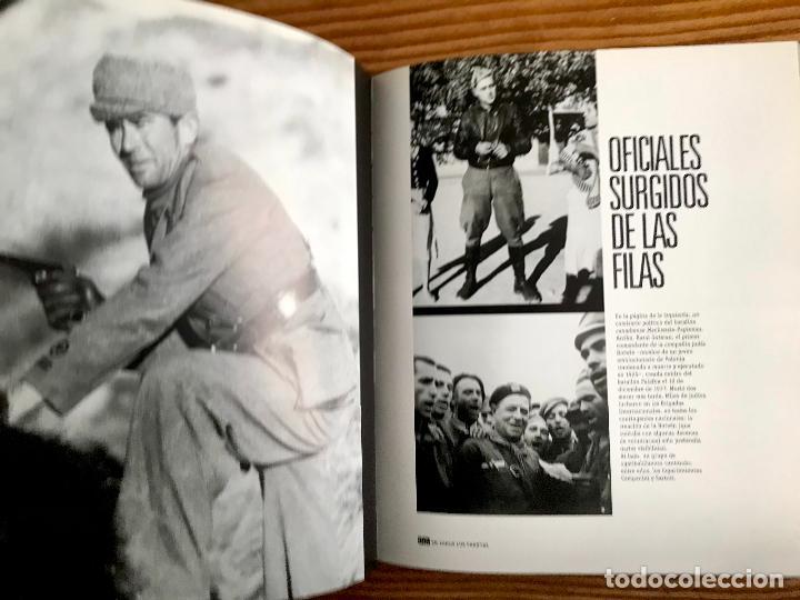 Libros de segunda mano: Las brigadas internacionales. Imagenes recuperadas.Michel Lefebvre-Peña y Rémi Skoutelsky -NUEVO - Foto 6 - 280115118
