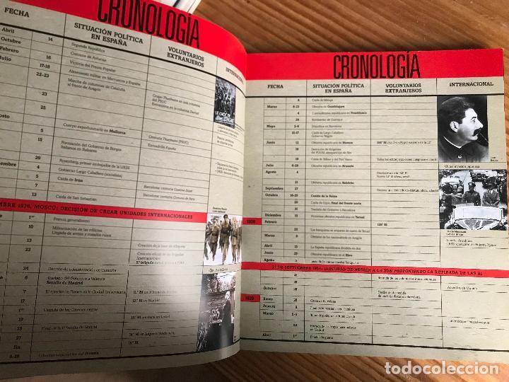 Libros de segunda mano: Las brigadas internacionales. Imagenes recuperadas.Michel Lefebvre-Peña y Rémi Skoutelsky -NUEVO - Foto 8 - 280115118