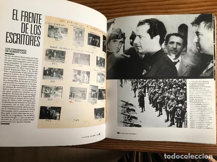 Libros de segunda mano: Las brigadas internacionales. Imagenes recuperadas.Michel Lefebvre-Peña y Rémi Skoutelsky -NUEVO - Foto 9 - 280115118