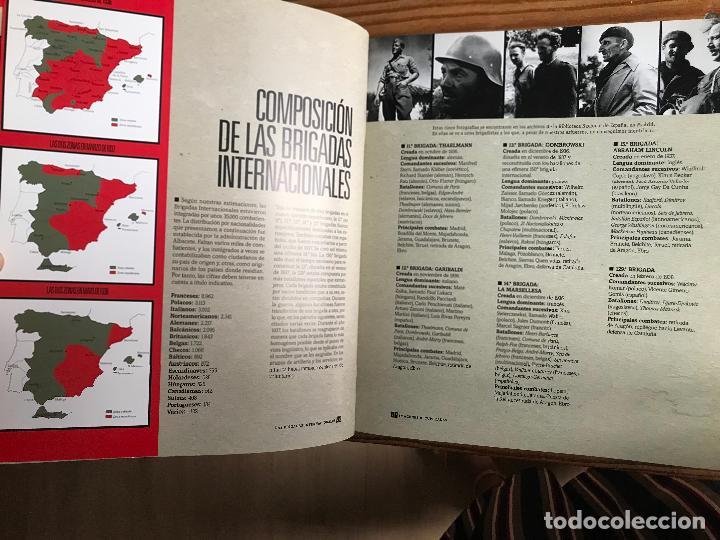 Libros de segunda mano: Las brigadas internacionales. Imagenes recuperadas.Michel Lefebvre-Peña y Rémi Skoutelsky -NUEVO - Foto 11 - 280115118