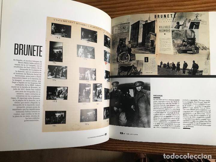 Libros de segunda mano: Las brigadas internacionales. Imagenes recuperadas.Michel Lefebvre-Peña y Rémi Skoutelsky -NUEVO - Foto 13 - 280115118