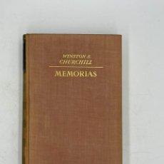 Libros de segunda mano: LIBRO DE WINSTON´S CHURCHILL MEMORIA TRIUNFO Y TRAGEDIA VOLUMEN VI. Lote 282898013