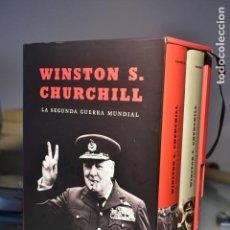 Libros de segunda mano: WINSTON S. CHURCHILL- LA SEGUNDA GUERRA MUNDIAL- ED. LA ESFERA DE LOS LIBROS. Lote 283267353