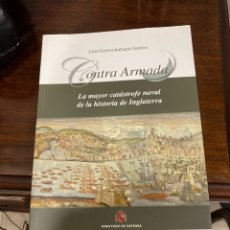 Libros de segunda mano: LIBRO CONTRA ARMADA. Lote 284230158