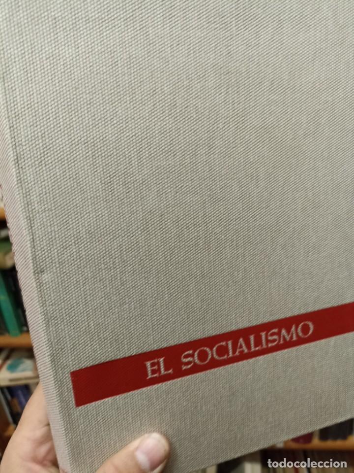 Libros de segunda mano: Iring Fetscher. Socialismo. De la lucha de clases al estado de providencia - Foto 2 - 284708703