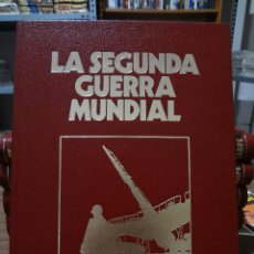 Libros de segunda mano: CRONICA MILITAR Y POLITICA DE LA SEGUNDA GUERRA MUNDIAL - SARPE - VOLUMEN SEXTO. Lote 287044978