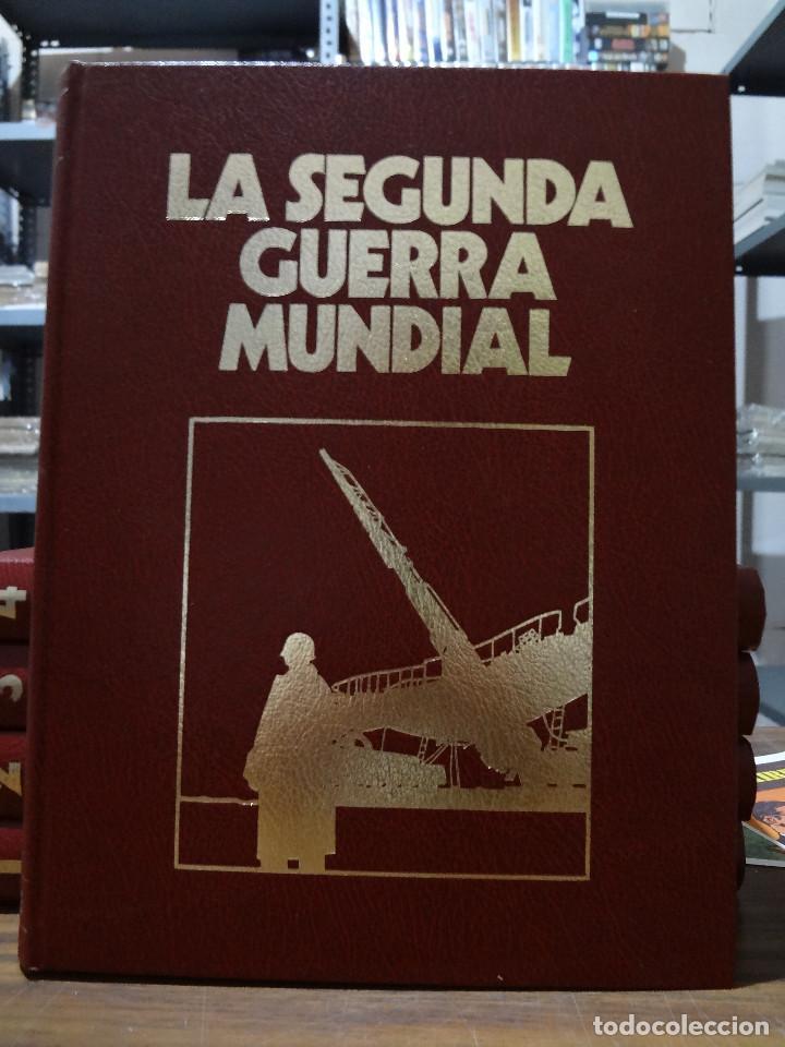 CRONICA MILITAR Y POLITICA DE LA SEGUNDA GUERRA MUNDIAL - SARPE - VOLUMEN QUINTO (Libros de Segunda Mano - Historia - Segunda Guerra Mundial)