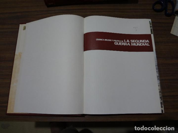 Libros de segunda mano: CRONICA MILITAR Y POLITICA DE LA SEGUNDA GUERRA MUNDIAL - SARPE - VOLUMEN QUINTO - Foto 4 - 287045018