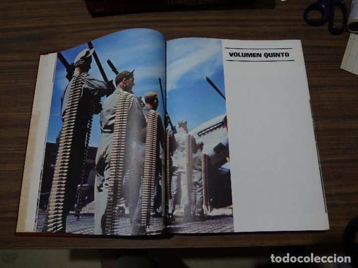 Libros de segunda mano: CRONICA MILITAR Y POLITICA DE LA SEGUNDA GUERRA MUNDIAL - SARPE - VOLUMEN QUINTO - Foto 7 - 287045018