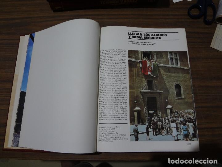 Libros de segunda mano: CRONICA MILITAR Y POLITICA DE LA SEGUNDA GUERRA MUNDIAL - SARPE - VOLUMEN QUINTO - Foto 8 - 287045018