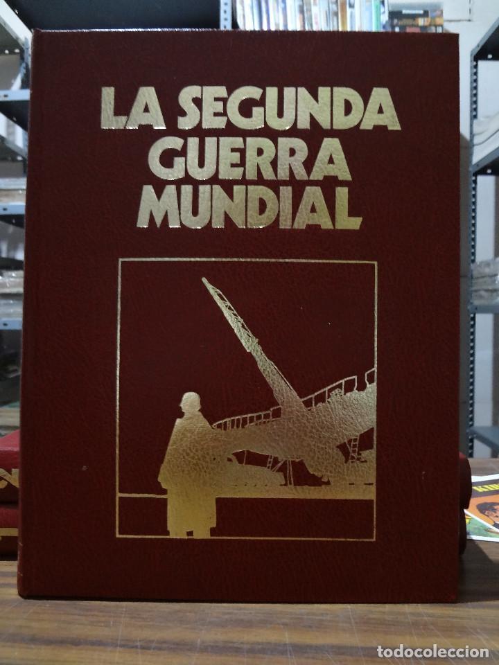 CRONICA MILITAR Y POLITICA DE LA SEGUNDA GUERRA MUNDIAL - SARPE - VOLUMEN TERCERO (Libros de Segunda Mano - Historia - Segunda Guerra Mundial)