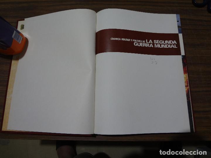 Libros de segunda mano: CRONICA MILITAR Y POLITICA DE LA SEGUNDA GUERRA MUNDIAL - SARPE - VOLUMEN TERCERO - Foto 4 - 287045118