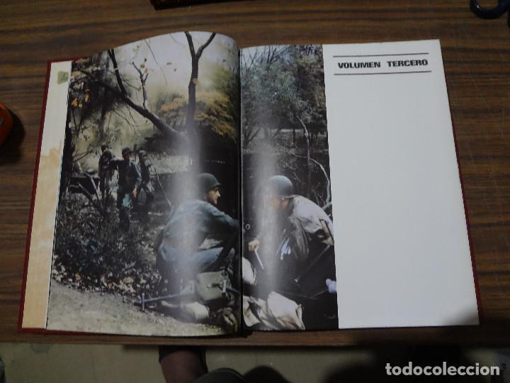 Libros de segunda mano: CRONICA MILITAR Y POLITICA DE LA SEGUNDA GUERRA MUNDIAL - SARPE - VOLUMEN TERCERO - Foto 7 - 287045118