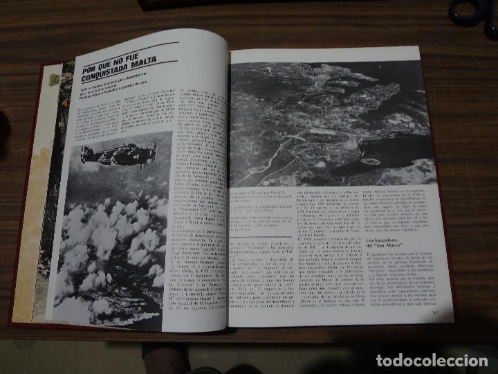 Libros de segunda mano: CRONICA MILITAR Y POLITICA DE LA SEGUNDA GUERRA MUNDIAL - SARPE - VOLUMEN TERCERO - Foto 9 - 287045118