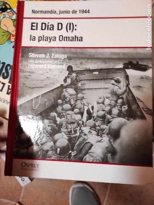 OSPREY 2ª GUERRA MUNDIAL: NORMANDIA, EL DIA D (I) - LA PLAYA OMAHA (Libros de Segunda Mano - Historia - Segunda Guerra Mundial)