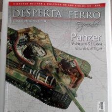 Libros de segunda mano: DESPERTA FERRO ESPECIALES Nº 28 , PANZER VOLÚMEN 5 ( 1944 ) EL AÑO DEL TIGER .. Lote 288106203