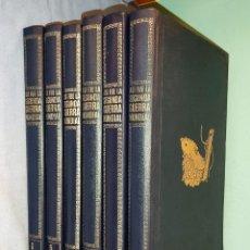 Libros de segunda mano: ASI FUE LA SEGUNDA GUERRA MUNDIAL DE NOGUER - RIZZOLI - PURNELL AÑO 1972 SEIS TOMOS OBRA COMPLETA. Lote 288951403