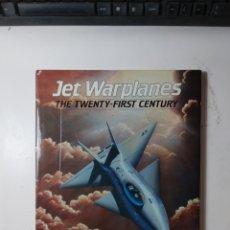 Libros de segunda mano: JET WARPLANES, THE TWENTY FIRST CENTURY, MICHAEL TAYLOR. Lote 289896433