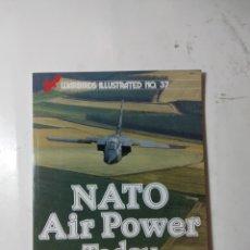 Libros de segunda mano: NATO AIR POWER TODAY,MICHAEL GETHING. Lote 289899328