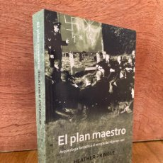 Livros em segunda mão: ¡¡LIQUIDACION!! - EL PLAN MAESTRO . ARQUEOLOGIA FANTASTICA AL SERVICIO DEL REGIMEN NAZI - GCH. Lote 290935578