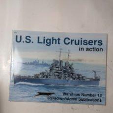 Libros de segunda mano: US LIGHT CRUISERS IN ACTION NUMBER 12. Lote 294552868