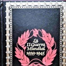 Libros de segunda mano: LA II GUERRA MUNDIAL 1939-1945. Nº 11. DE SICILIA A PROVENZA DE CLAUDE BERTIN. CLUB INTERNACIONAL DE. Lote 296018423