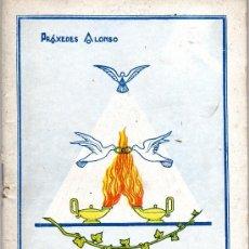 Libros de segunda mano: CATECISMO DEL MATRIMONIO (1949) - VER FOTOS - MUY INTERESANTE. Lote 26913910