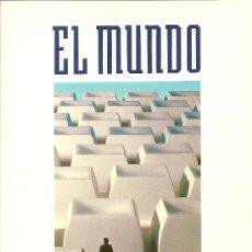 Libros de segunda mano: EL MUNDO DIGITAL DE NICHOLAS NEGROPONTE(PRIMERA EDICIÓN) (EDICIONES B). Lote 26340590