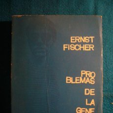 Libros de segunda mano: ERNST FISCHER: - PROBLEMAS DE LA GENERACION JOVEN - (MADRID, 1967). Lote 24678408