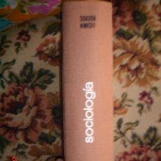Libros de segunda mano: SOCIOLOGIA.WILLIAM F. OGBURN Y MEYER F. NIMKOFF. AGUILAR, 1971.SOCIOLOGIA-CIENCIAS SOCIALES. Lote 26288124