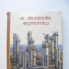 Libros de segunda mano: BIBLIOTECA SALVAT, EL DESARROLLO ECONOMICO, 1974. Lote 27662687