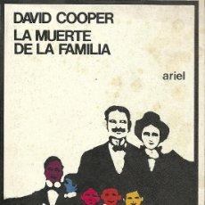 Libros de segunda mano: LA MUERTE DE LA FAMILA. Lote 28316043